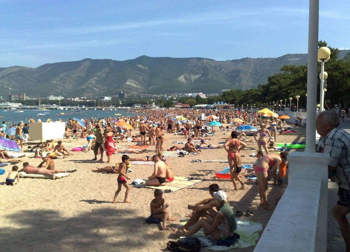 забудьте взять геленджик отдых фото пляжей веником парильщика